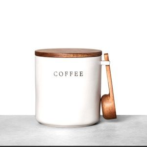 Hearth & Hand COFFEE Canister